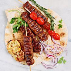 Türkisch kochen: Würzige Rezepte von Kebab bis Kichererbsensalat