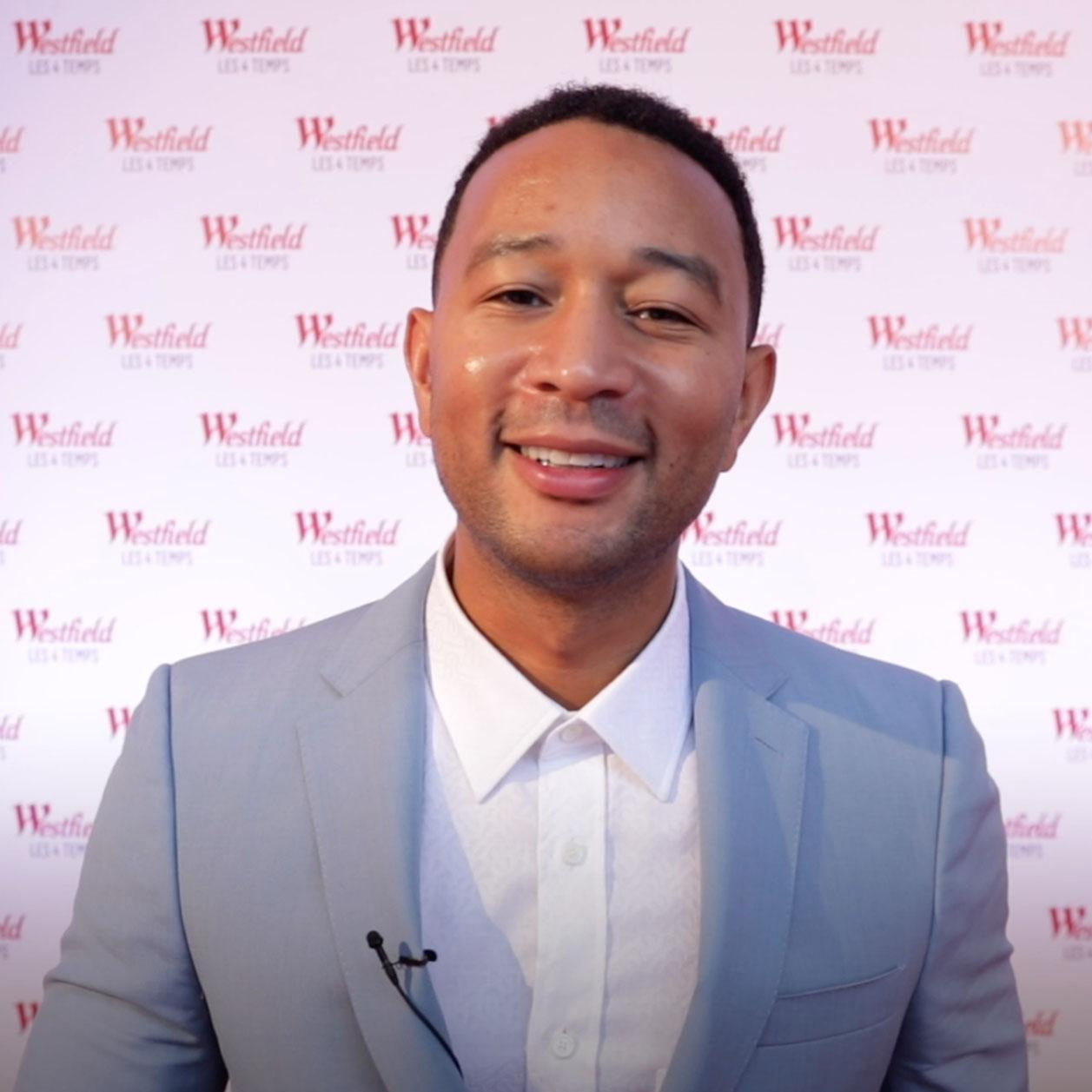 """John Legend : Sa chanson préférée est """"All of Me"""" pour une très belle raison"""
