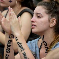 En Espagne, un triple féminicide commis devant des enfants suscite une vague d'indignation