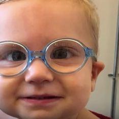 Cette vidéo d'un bébé qui voit pour la première fois à 7 mois va vous attendrir