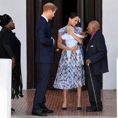 En Afrique du Sud, l'apparition surprise d'Archie fait craquer tout le monde