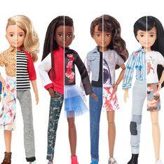 Ni fille ni garçon, Mattel lance pour la première fois des poupées non-genrées
