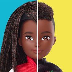 Mattel lanza una línea de muñecas de género inclusivo