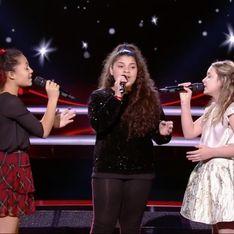 The Voice Kids : les talents d'Amel Bent reprennent la chanson de son mariage et bouleversent la coach