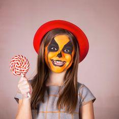 7 maquillajes de Halloween fáciles para niños