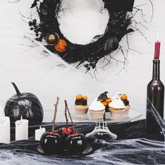 Halloween-Buffet: Deko-Ideen für euer Grusel-Fingerfood