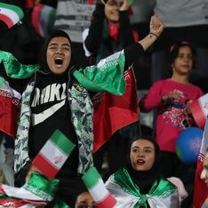 3500 femmes attendues pour assister à un match de foot en Iran, une première