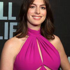 Enceinte, Anne Hathaway dévoile son ventre bien arrondi !