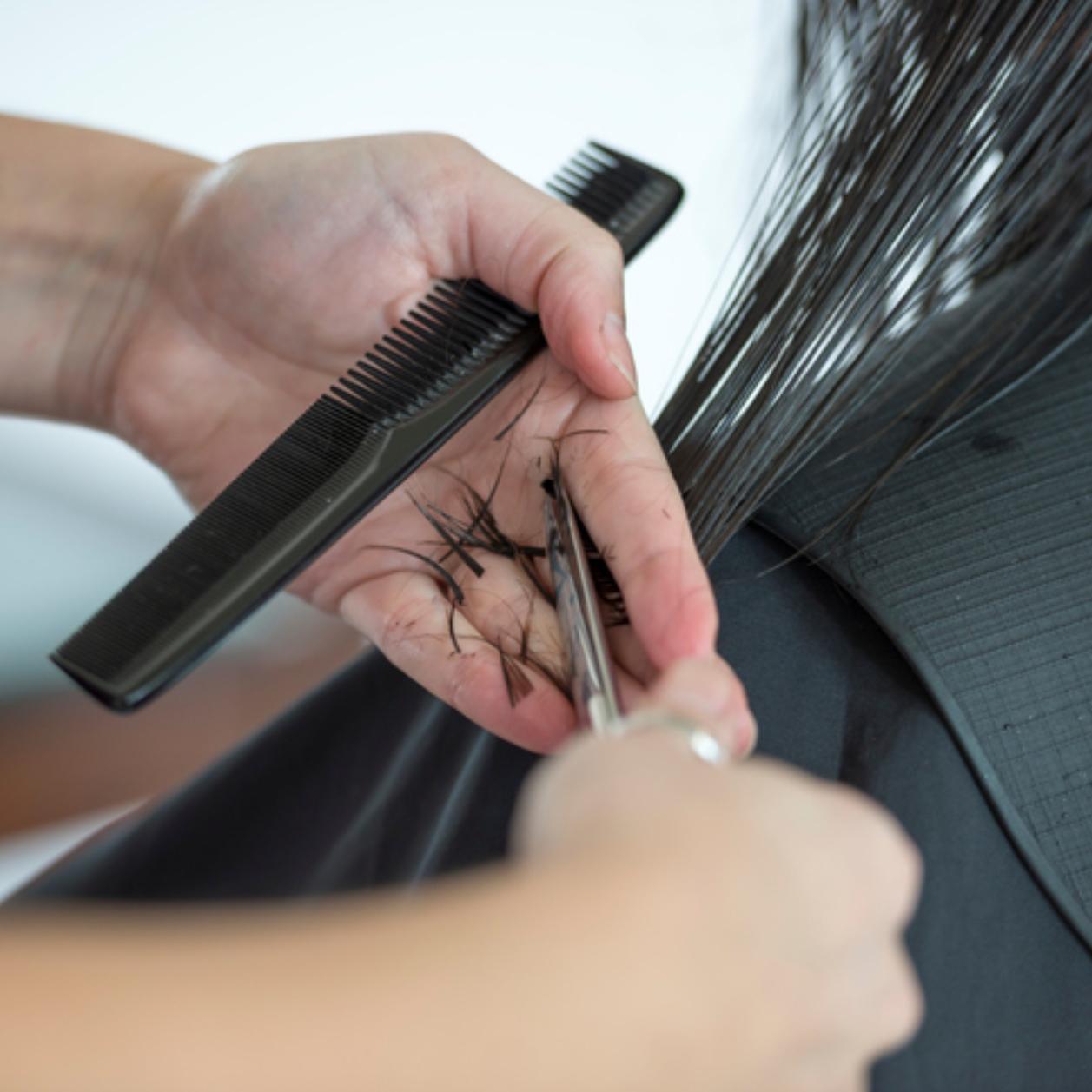 Ces coiffeurs donnent leurs cheveux pour lutter contre le pollution marine
