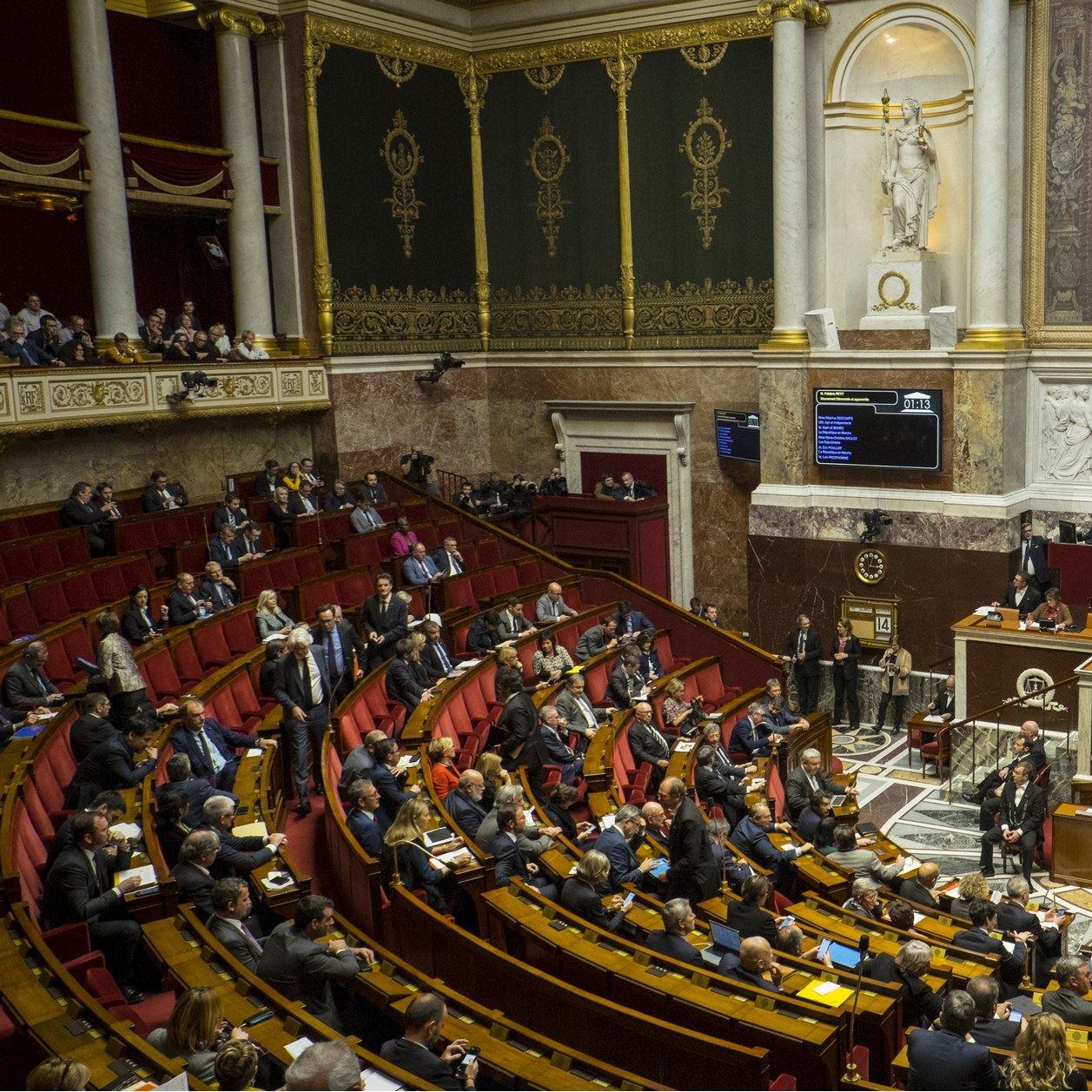 PMA pour toutes : L'Assemblée nationale adopte le projet de loi bioéthique