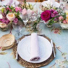 Las claves para acertar con la cubertería del banquete de tu boda