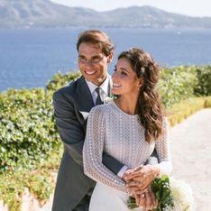 Rafael Nadal s'est marié! Découvrez l'incroyable robe de son épouse Xisca Perello
