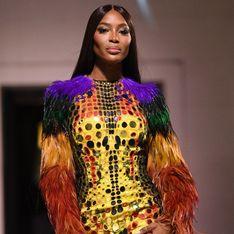 Seul mannequin noir sur un défilé, Naomi Campbell attaque le monde de la mode