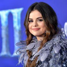 Selena Gomez emmène sa petite soeur à l'avant-première de la Reine des Neiges 2