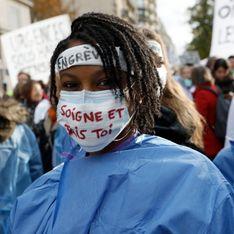 Crise des hôpitaux : Macron annonce un plan d'urgence conséquent