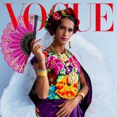 Une femme indigène transgenre en Une du Vogue Mexique, une grande première