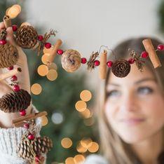 5 decorazioni natalizie fai-da-te di Pinterest che vorrete assolutamente provare!