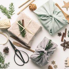 Le furoshiki, l'emballage cadeau éco-friendly pour Noël