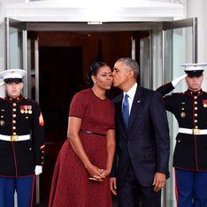 Michelle Obama partage une photo de famille inédite pour Thanksgiving