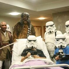 Disney permet à un fan gravement malade de voir Star Wars IX en avant-première