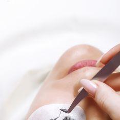 Les extensions de cils sont-elles dangereuses pour vos yeux ?