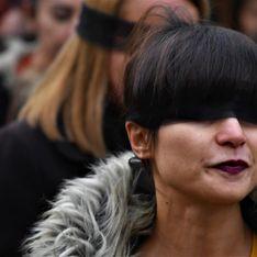 'Un violador en tu camino' en Estambul, una marcha feminista considerada ofensa al Estado