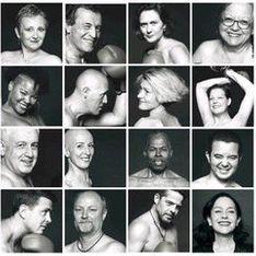 Afin de sensibiliser sur leurs maladies, des patients posent nus dans un calendrier