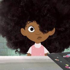 Hair Love, l'émouvant court-métrage qui combat les clichés liés aux cheveux crépus