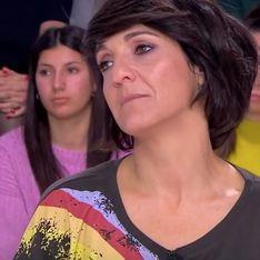 Florence Foresti peine à retenir ses larmes face au témoignage d'une victime de viol