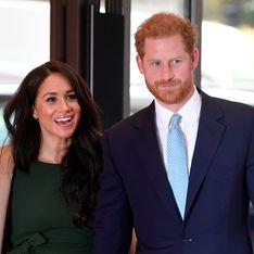Prince Harry et Meghan dévoilent leur première carte de voeux avec Archie