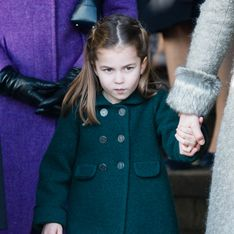Adorable ! Princesse Charlotte adopte la même coiffure que celle de Kate Middleton