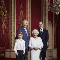 La reine Elizabeth II pose avec ses successeurs pour commencer l'année 2020 en beauté