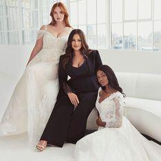 Ashley Graham x Pronovias : une collection inclusive pour toutes les mariées