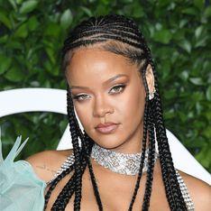 Acné apparente et démaquillée, Rihanna s'expose au naturel sur Instagram