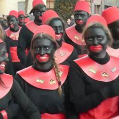 En Espagne, pour l'Épiphanie, des centaines de personnes défilent dans les rues avec un blackface