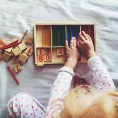 Lernspiele für Vorschulkinder: So könnt ihr zu Hause für die Schule üben