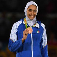 Qui est Kimia Alizadeh, seule femme médaillée olympique d'Iran qui a fui son pays ?