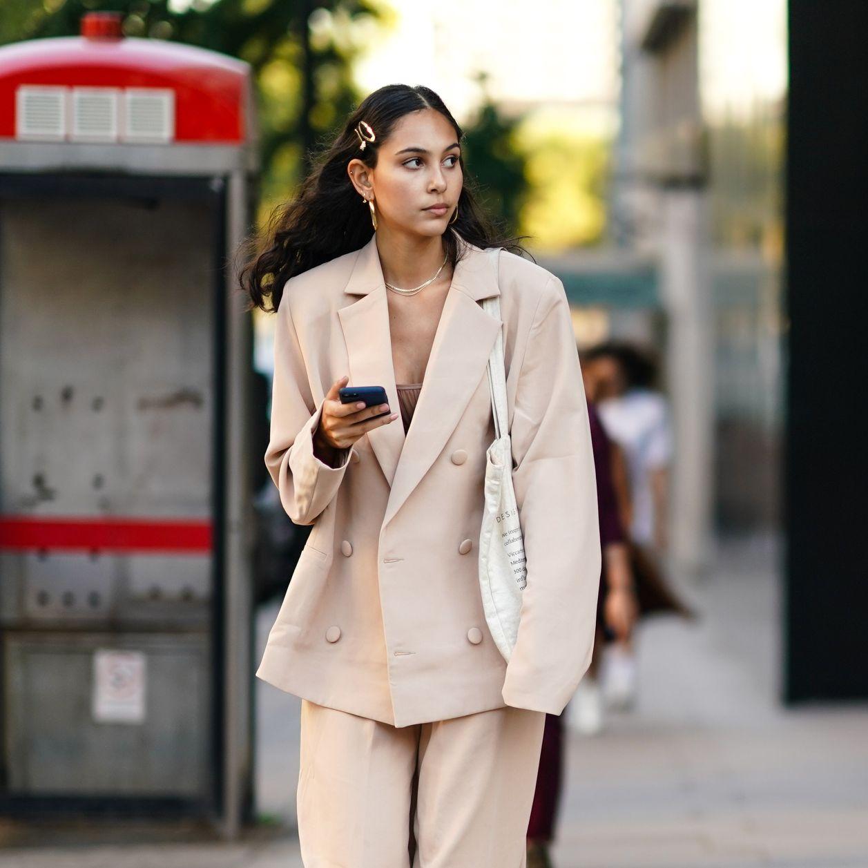 7 façons ultra stylées de porter le tailleur-pantalon