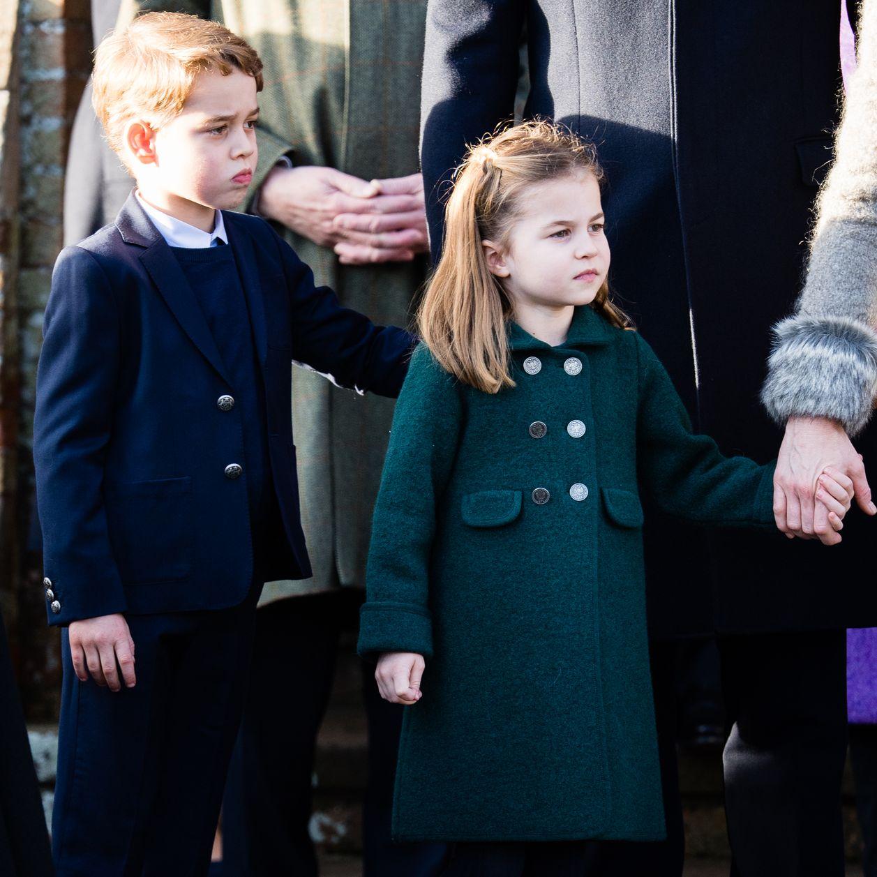 La princesse Charlotte est le portrait craché de son père !