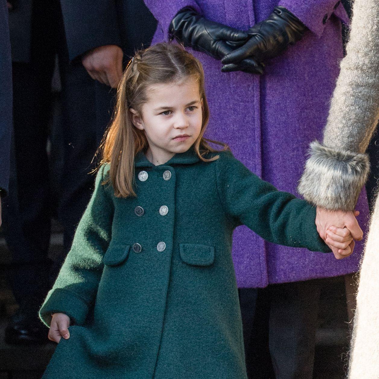 Véritable icône de mode, la princesse Charlotte inspire les plus grandes maisons de couture