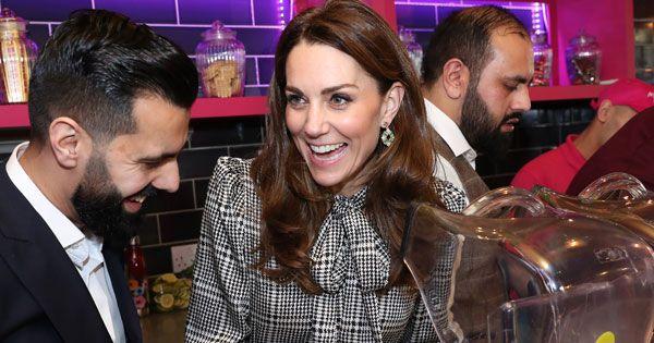 Herzogin Kate: Sie trägt ein Zara-Kleid für nur 16 Euro Bilder