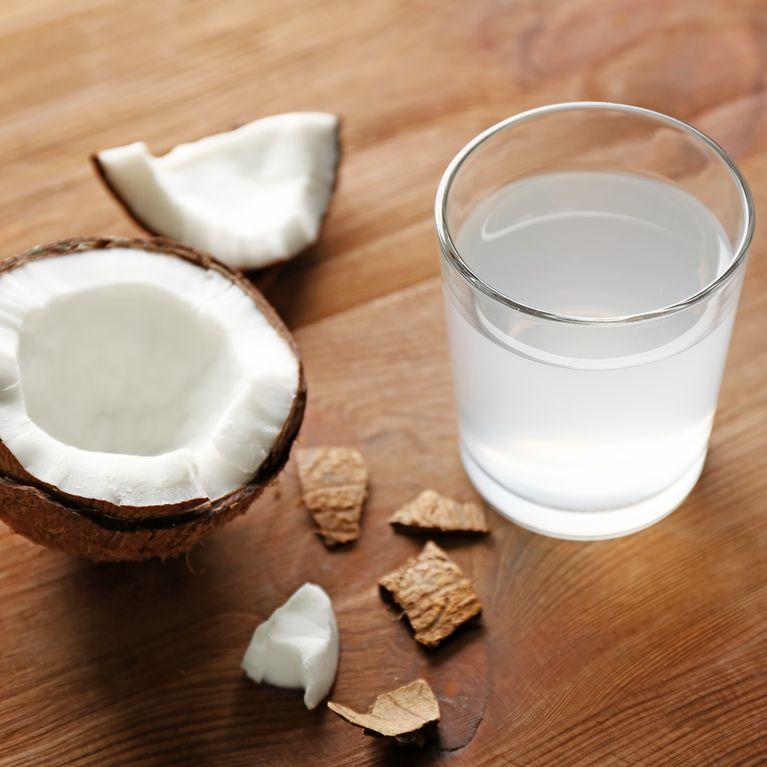 acqua di cocco per dieta chetogenica