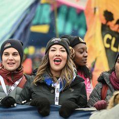 La Marche des femmes attire une foule moins nombreuse mais passionnée