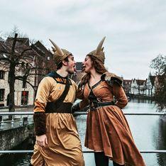 Kostüme für Paare: Einfache Partnerkostüme zum Nachmachen