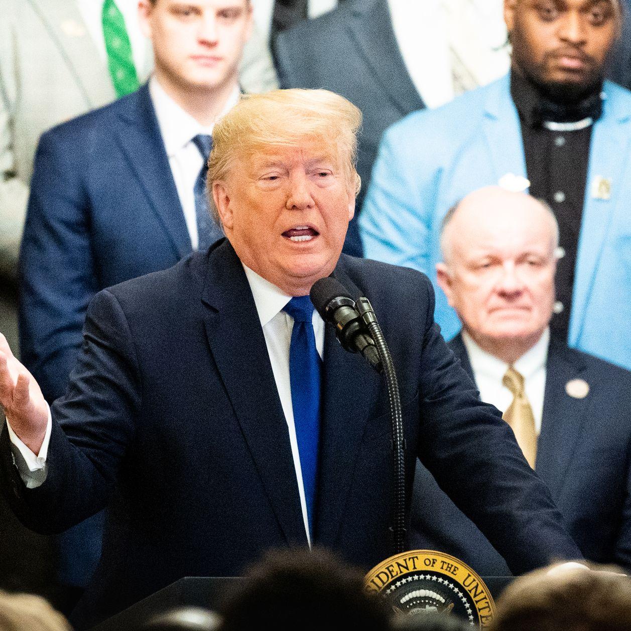 """Donald Trump souhaiterait limiter les visas pour lutter contre le """"tourisme de maternité"""""""