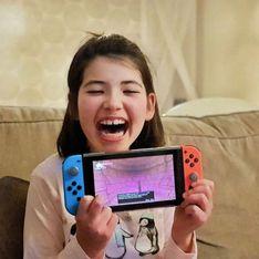 Un papa britannique fabrique une manette de jeux vidéo pour sa fille atteinte d'un handicap