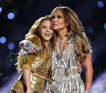 'Let's get loud': Shakira y Jennifer López reivindican el poder femenino en la Super Bowl 2020