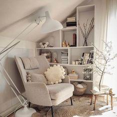 ¿Cómo crear tu rincón de lectura en casa?