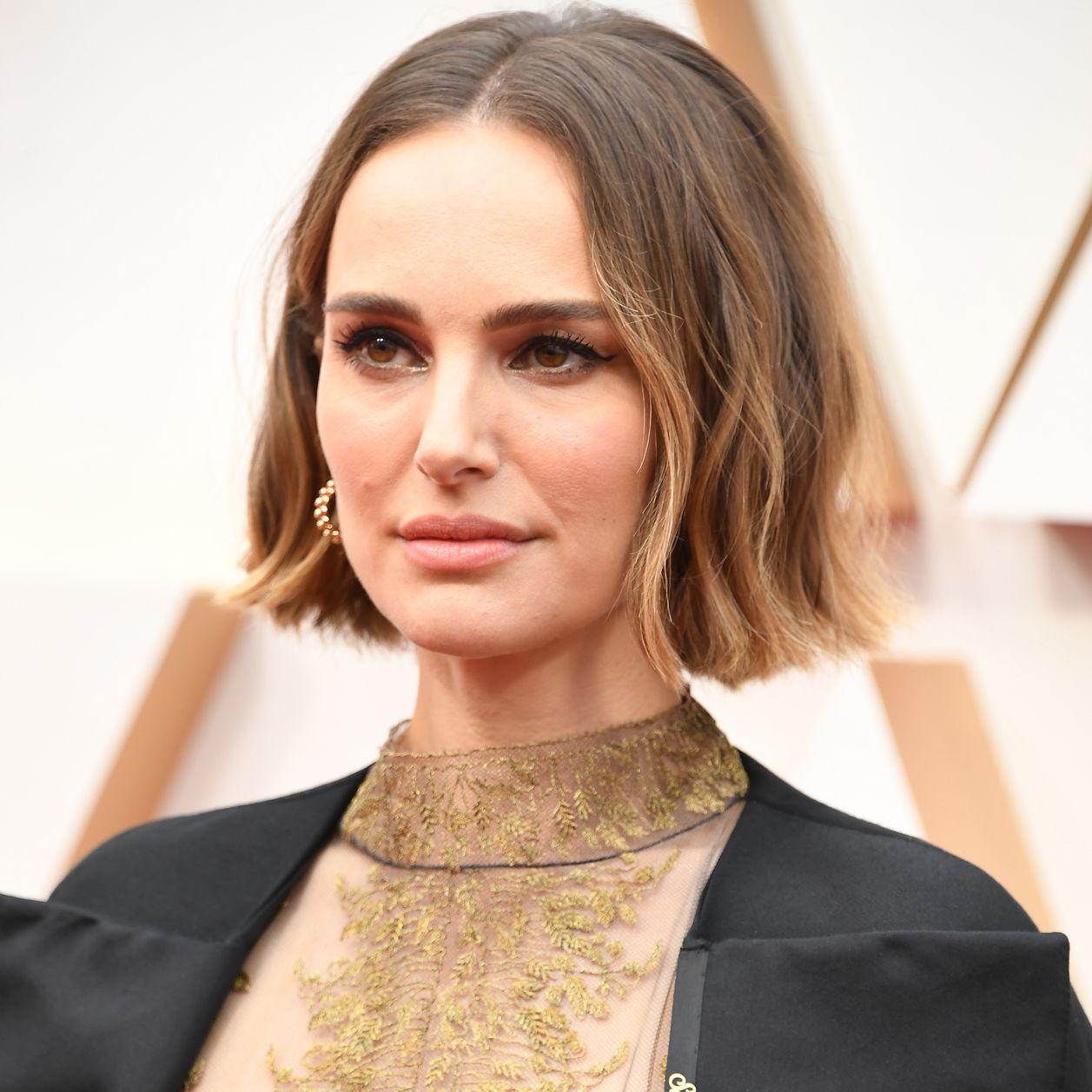Natalie Portman dénonce le manque de parité sur le tapis rouge des Oscars