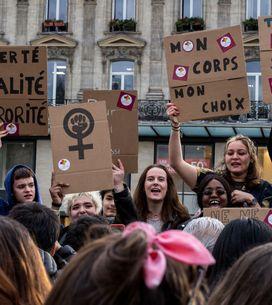 Premios César: protestas que exigen paridad en la Academia de Cine francesa